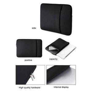Image 5 - Del computer portatile Custodia Per Notebook 11 12.5 13.3 14 15 Notebook da 15.6 pollici di Protezione Della Cassa Del Sacchetto Della Copertura per MacBook
