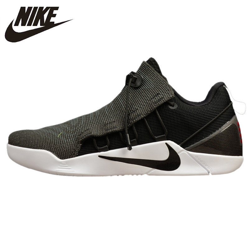 buy popular b30a8 3cc2c US $139.44 30% OFF|NIKE KOBE A.D. NXT Men's Basketball Shoes, Dark Grey,  Shock Absorbing Abrasion Resistant Breathable Non slip 882049 007-in ...