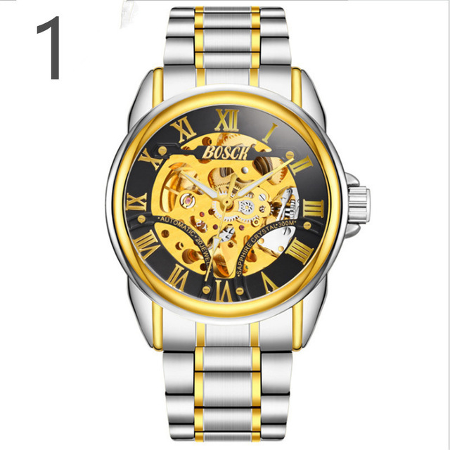 Mens new stainless steel business luxury watch .. 86 Mens new stainless steel business luxury watch .. 86