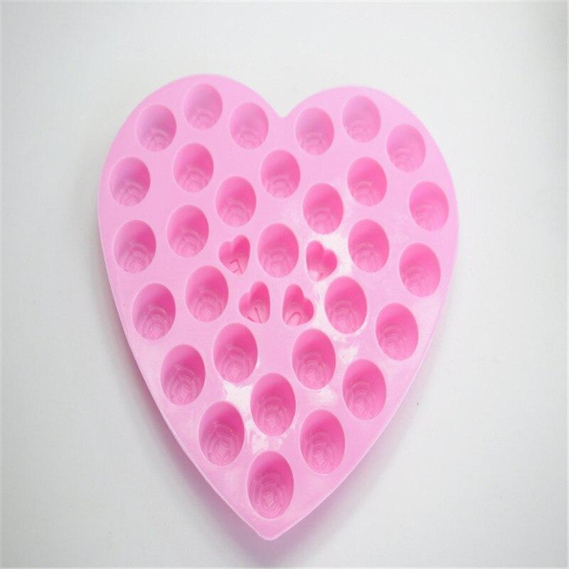 diy schokolade silikonform rosa herz dekoration kuchenform de silikon sabonete3d barren form china stil kuchenform - Kuchen U Form Bilder