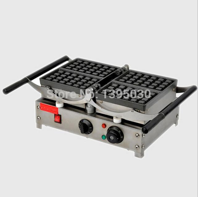 1 ADET FY-2201 Waffle Elektrikli Isıtma Muffin Makinesi Kek Aplik Makinası Restoran Mutfak Aletleri