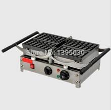 1PC FY-2201 Waffle Electric Heating Muffin Machine Cake Sconced Machine Restaurant Kitchen Appliance