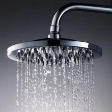 Round Showerheads 8 inch Rainfall Shower Head Rain head Chrome Finish KD019