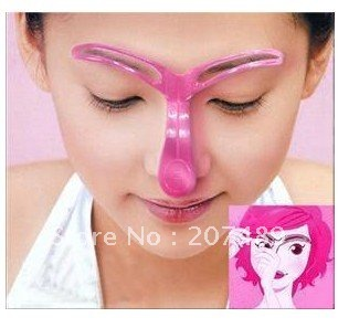wholesale retail perfect professional draw eyebrow pencil stencil