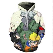 Naruto Hoodies Women/Men 3D Sweatshirts