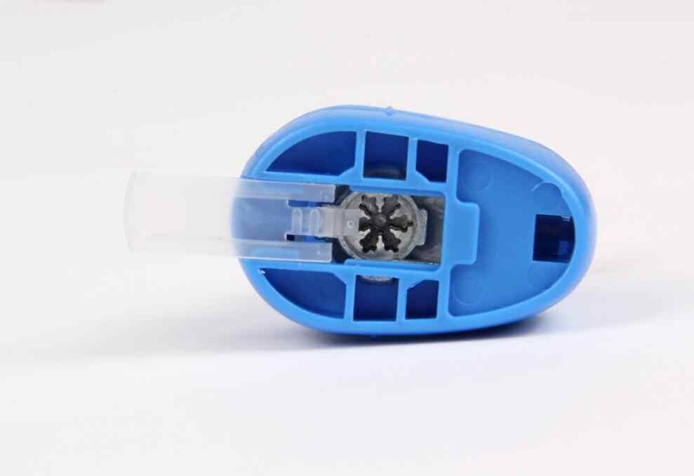 27 genre 0.8 cm papier pour bricolage impression carte Cutter Scrapbook Shaper petit dispositif de gaufrage perforateur enfants fait main artisanat cadeau YH27