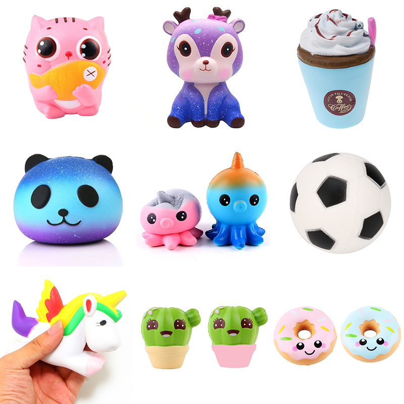 Cute Baby Face Ball Stress Toys Squeeze Relief Anxiety Stress Ball Toys Educational Anti Stress Stress Soft Toy 2019 New Hot P4 Stress Relief Toy