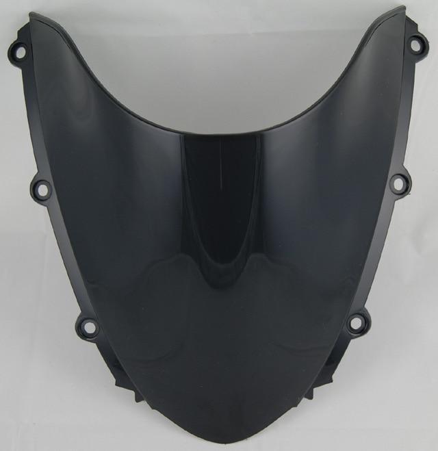 Double Bubble Windscreen Windshield Shield Screen For Honda CBR1000RR CBR 1000 RR 2004 2005 2006 2007