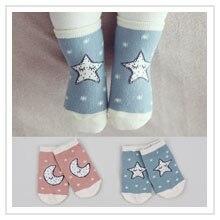0ca154371d317 Cartoon Baby Socks Baby Winter Socks Coral Fleece Newborn Socks Meia  Infantil Meias Para Bebe Chausson Chaussette Enfant