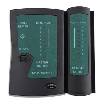 Ethernet Cable Tester RJ45 RJ11 LAN Cabl...