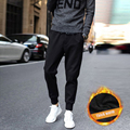 2017 Mens Casual Pants Sweatpants  Loose Cotton Harlan Pants Male High Street Full Length Pants Autumn and Winter