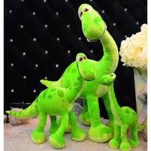 Toys Hobbies - Dolls  - 45/60cm  Lovely Cartoon Version Educational Brontosaurus Dinosaur Plush Toy Gift For Children
