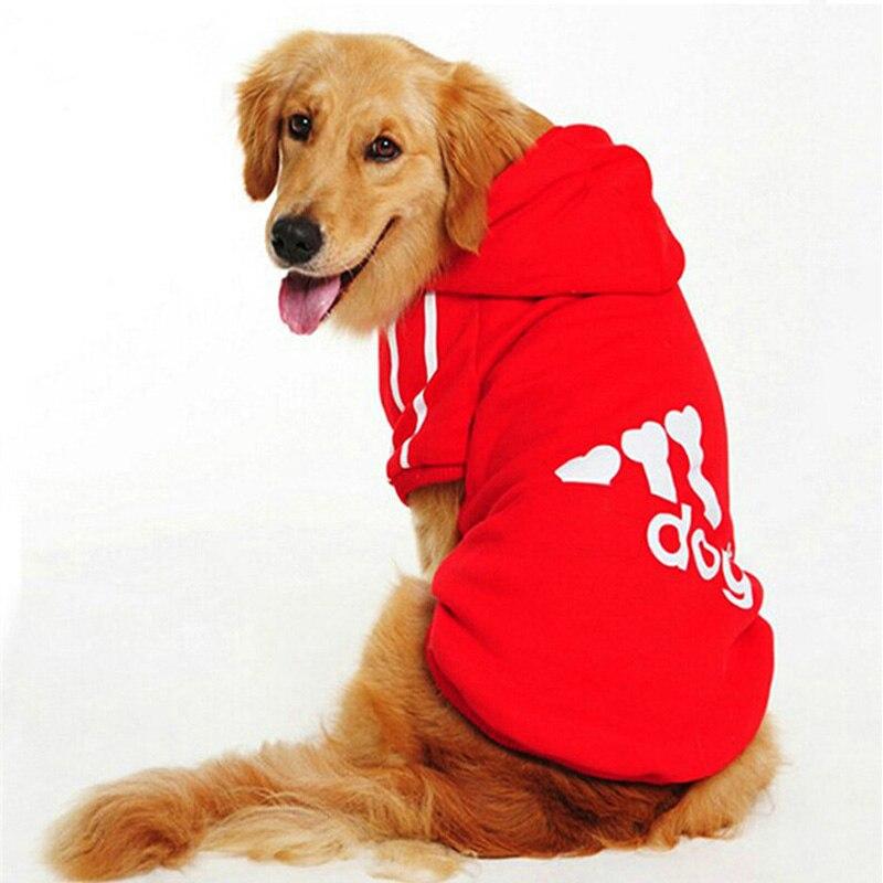 Compra ropa para perros golden retriever online al por