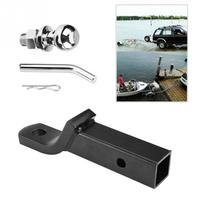 2Inch/50mm Trailer Ball Mount Tongue Hitch Receiver for Towing Towbar Caravan Truck