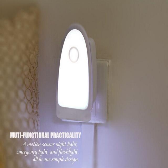 New baby room Weatherproof light Sensor Wall LED Night Light lamp ...