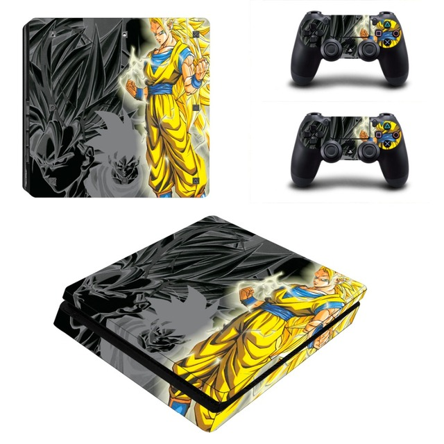 Dragon Ball Z Sticker for PlayStation 4