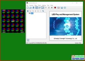 Image 5 - Vollfarb led display sender karte max unterstützung 2048*1365 pixel, ledvison syc sender karte s2, ersetzen älteren t7 farblicht it7