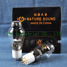 One Matched Pair HIFI Nature Sound 300B Audio Vacuum Tube Ceramic Base for