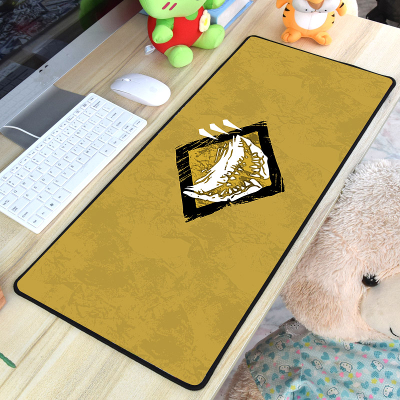 Mairuige 400x900x3MM Xxl Big Size Pc Table Gaming Mousepad Mat Dead By Daylight Horror Games Player Pad To Improve Mouse Speed