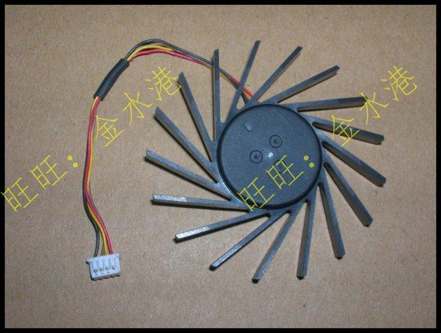 Laptop Cooling Fan Core for MSI MS-16GC MS-16GA GE40 GE60 GE70 MS-1756