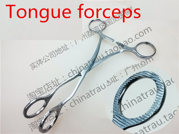 Medical stainless steel tongue forceps dental forceps Tongue detection Oral examination Ear Tongue Septum Nose Lip  Clamp Plier 500pcs pack medical disposable sterile waxing tongue depressor wax stick spatula for oral examination birch wooden