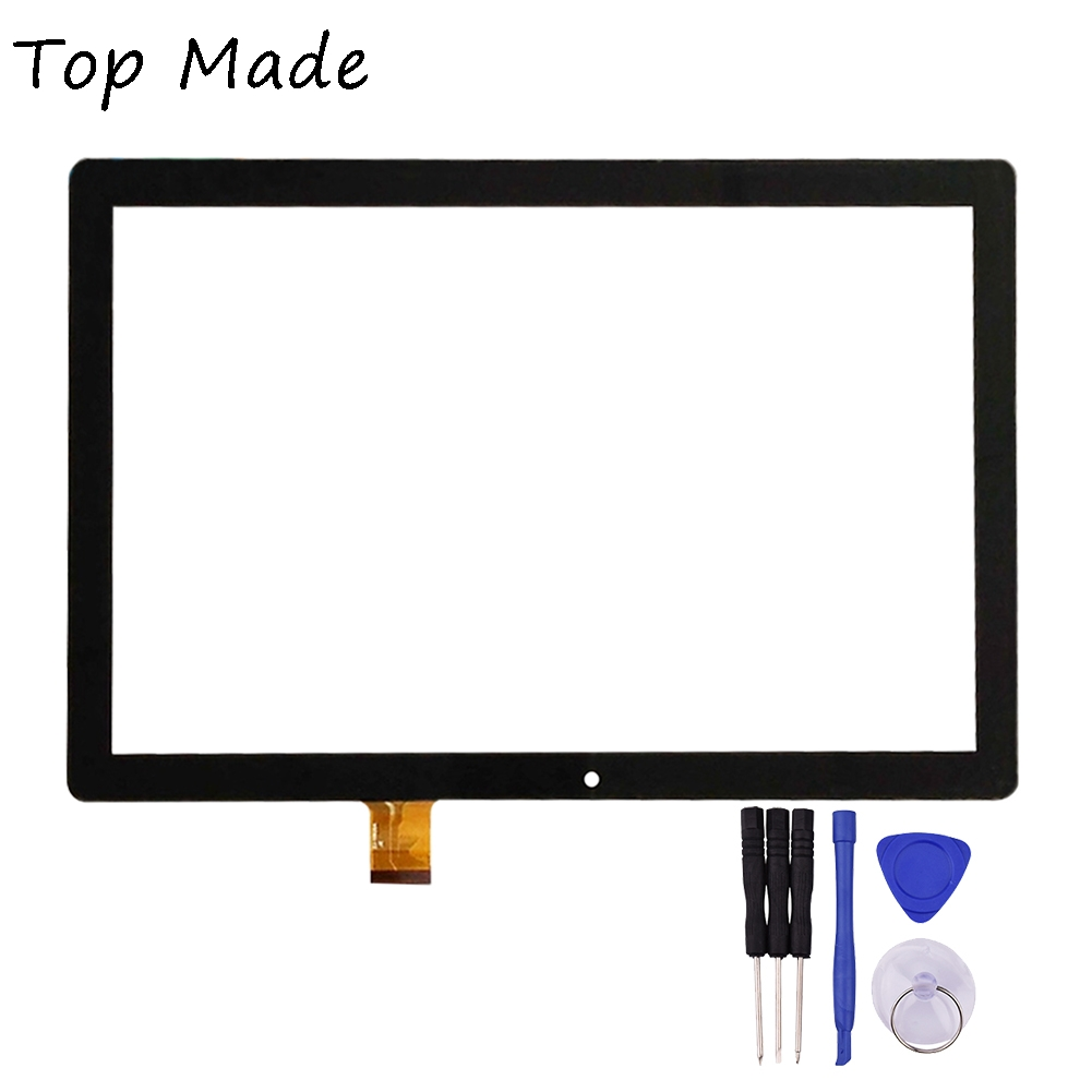 10.1 Inch Touch Screen for ZJ-10039A Tablet  Touch Panel Digitizer Glass Sensor Replacement Free Shipping for sq pg1033 fpc a1 dj 10 1 inch new touch screen panel digitizer sensor repair replacement parts free shipping