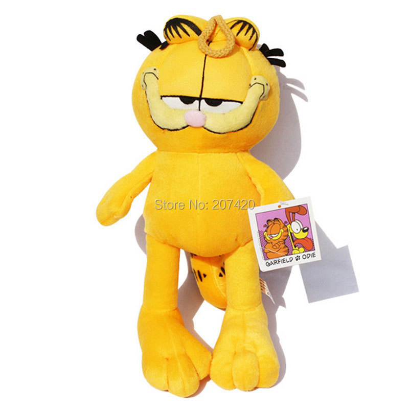 30cm <font><b>Lovely</b></font> <font><b>Cartoon</b></font> <font><b>Garfield</b></font> <font><b>Cat</b></font> Stuffed Plush <font><b>Toys</b></font> <font><b>Doll</b></font>,1pcs/pack
