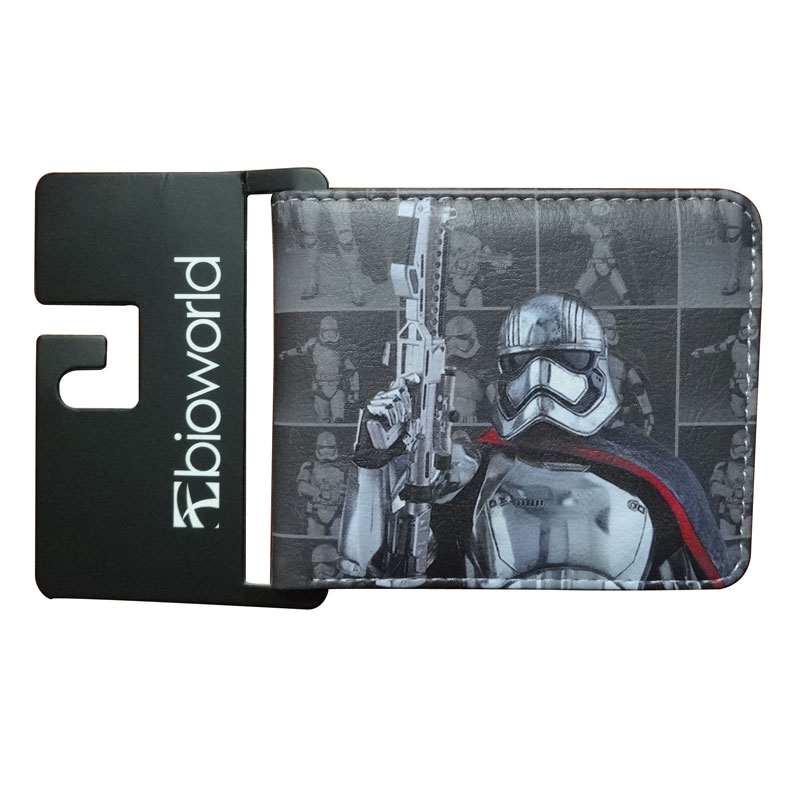 Hot Anime Star Wars Wallets carteira PU Leather Purse Dollar Price Card Holder Bags Creative Gift Men Women Short Wallet худи springfield springfield sp014ewkle25