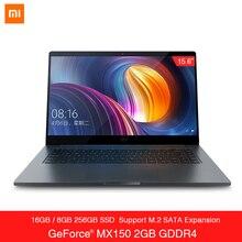 Xiaomi Notebook Pro 15.6'' Intel Core i5/i7 Laptop MX150 DDR4 8GB/16GB Fingerprint Recognition For O