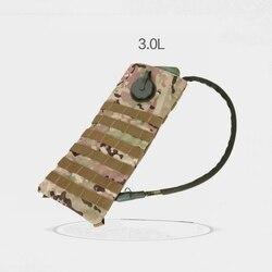 3L Molle wojskowy Tacitical torby na wodę kemping alpinizm torba na wodę na zewnątrz plecak z systemem hydracyjnym wody pęcherza plecak w Torby na wodę od Sport i rozrywka na