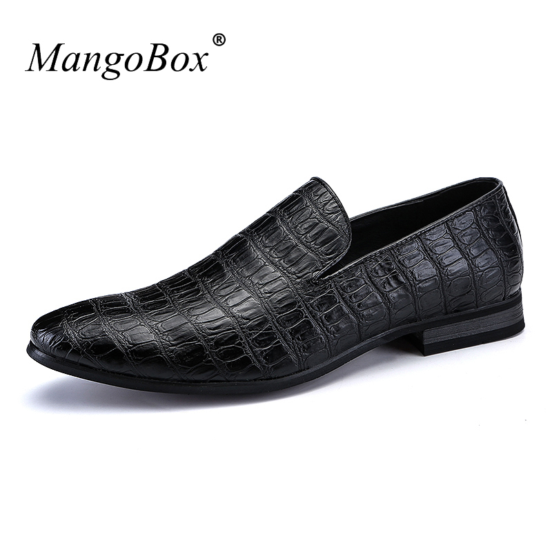Slip-On Loafers Mens Black Wine Red Male PU Leather Sneakers Point Toe Mans Casual Shoes Low Top Flat Sneakers Men fashion young man red casual shoes men luxury high top toe mens falts british trend flat heel men s loafers shoes