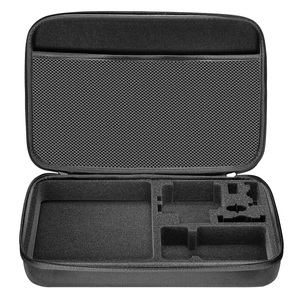 Image 4 - FeoconT Portable Action Camera Case Shockproof Protective Carrying Case Eva Hard Bag For Gopro 7 6 5 Sports Camera Accessories