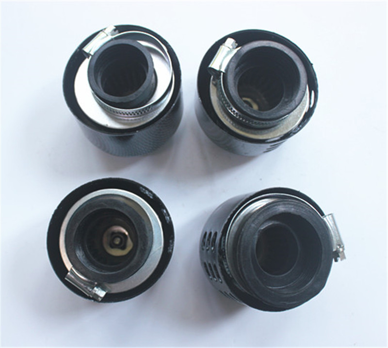 Car Engine Intake Pipe Air Filter Mushroom Head Productivity Air Filter 32 35 38 42 MM Inlet Air Filter High Flow High Cold Cone