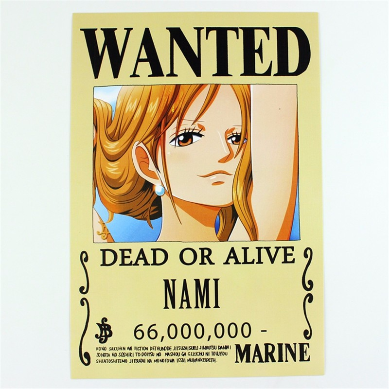 Nami Bounty 66,000,000
