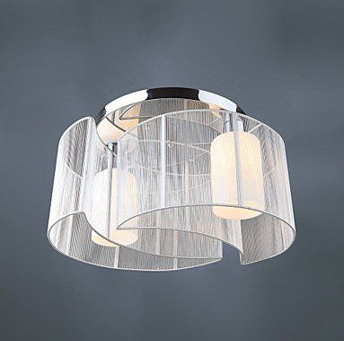 Free Shipping Modern Simple Designed Chandelier With 2 Lights In