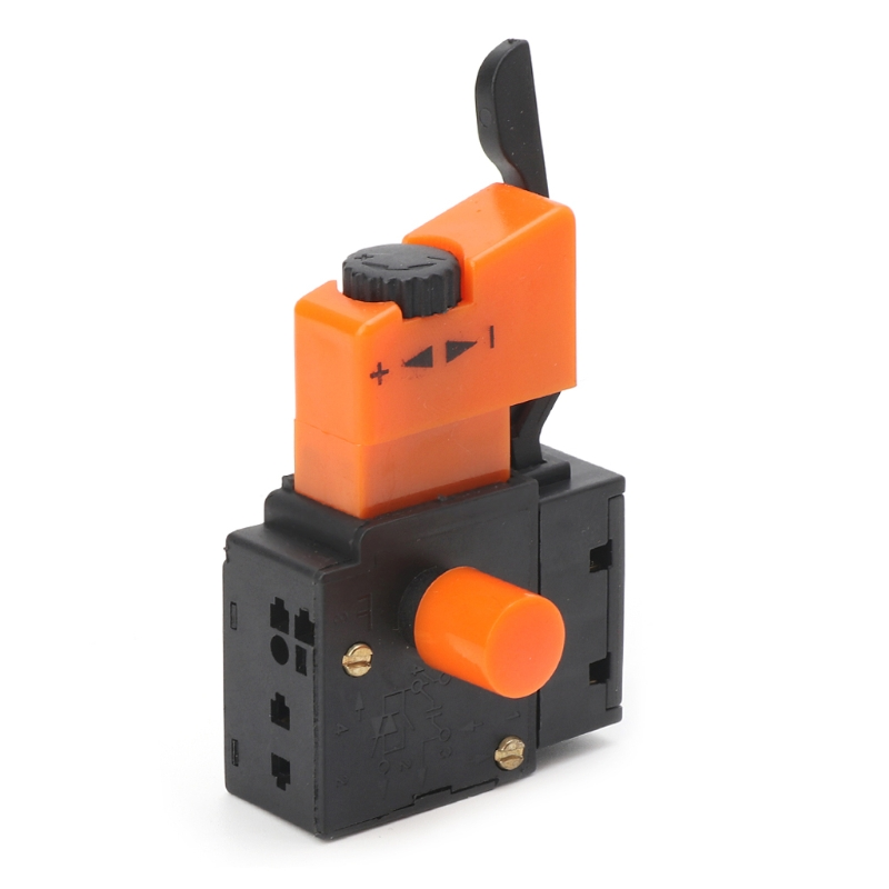 New Style AC 250V/4A <font><b>FA2</b></font>-<font><b>4</b></font>/<font><b>1BEK</b></font> Adjustable Speed Switch For Electric Drill High Quality image