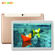 BOBARRY T107SE   tablet pc 10.1 inch 4G LTE Android 5.1 Octa core tablet computer android Ram4G Rom 128GB Free shiping.