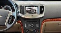 Auto Dvd Gps Navi Audio Auto Radio voor Chevrolet Epica 2013 met stuurbediening + telefoonboek + bluetooth muziek + ipod + kaart