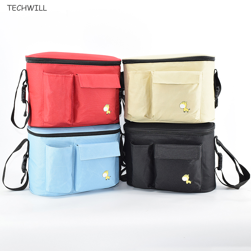 Baby Stroller Diaper Bags Big Capacity Mummy Bags Stroller Organizer Bag Baby Travel Storage Bottle Bag Strollers Accessories promotion diaper bags organizer storage mummy bags for mom baby bottle multifunctional