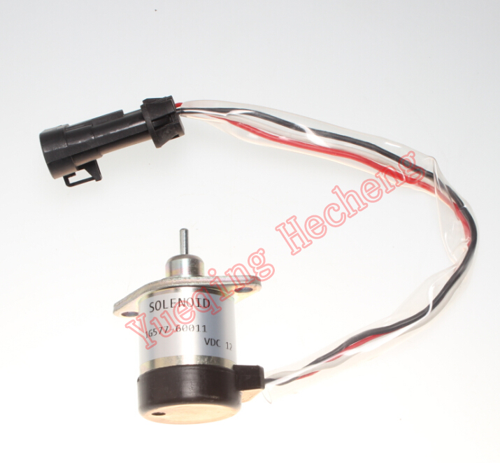 цена на Stop Solenoid 1G577-60011 for S220 S250 S300 S330 steer NEW Free shipping