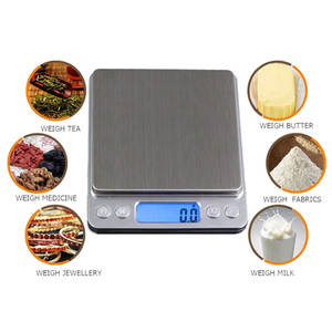Digital Electronic Pocket Scale Weight Balance Kitchen