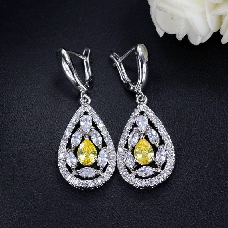 Water Drop Earrings 7