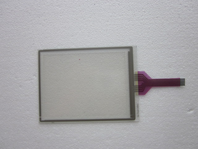 GUNZE 5 7 inch 8 wire USP 4 484 038 G 22 Touch Glass Panel for