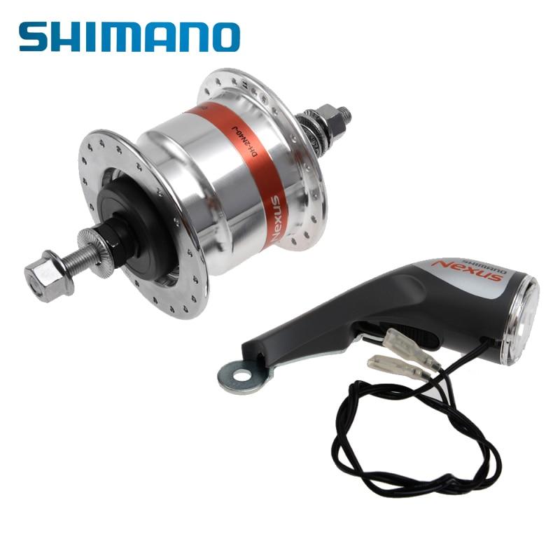 Shimano Nexus Bike Bicycle Front Bearing Hub Dynamo Dh 2n40 J 6v