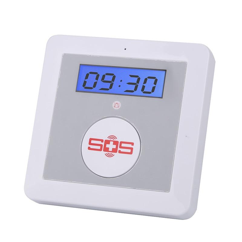GSM Alarm System Home Alarm Kit DIY House Alarm Fire Intrusion Safety SOS Burglar Alarm King Pigeon GSM Panel K4 Package Set C недорго, оригинальная цена