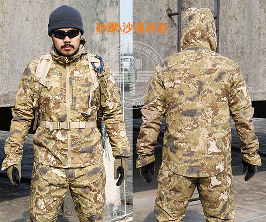 Pro. Camouflage Military SWAT Equipment Tactical Combat Airsoft Shirts Hunting Jackets