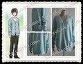 Город будущего № 6 Shion синий свитер косплей костюм