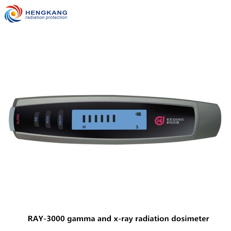 Recommend RAY-3000 Pen Style Personal Nuclear Radiation Dosimeter LCD Display Gamma And X-ray Radiation Dosimeter