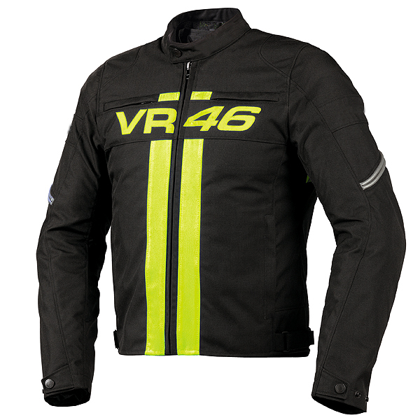 Dain Motorcycle Jacket Men's Motorbike Protective Jacket Moto GP VR46 Rossi Moto Automobile Racing Jacket for Yamaha Team 2017 valentino rossi vr46 for yamaha racing blue motogp mens felpa zip up sweater
