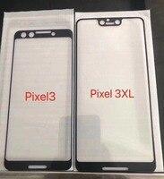 Для Google Pixel 2 XL Премиум Закаленное стекло 9 H ультра 3D изогнутая пленка Взрывозащищенная для Google Pixel 3 Защита экрана размера XL